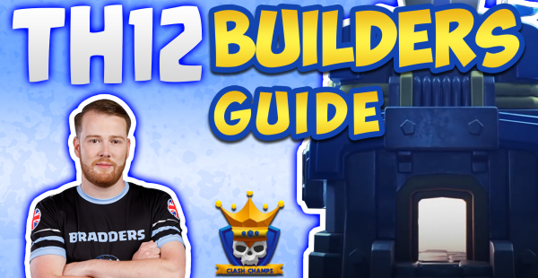 Bradders' Guide to Town Hall 12 (Th12) Base Building