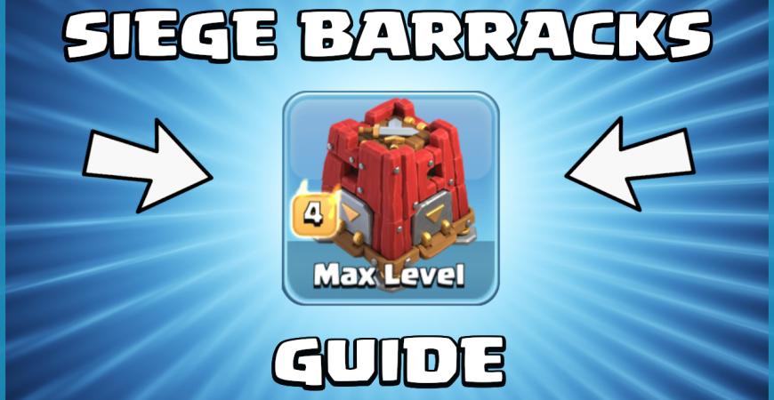 Siege Barracks – Ultimate 3-Star Guide by Sir Moose Gaming