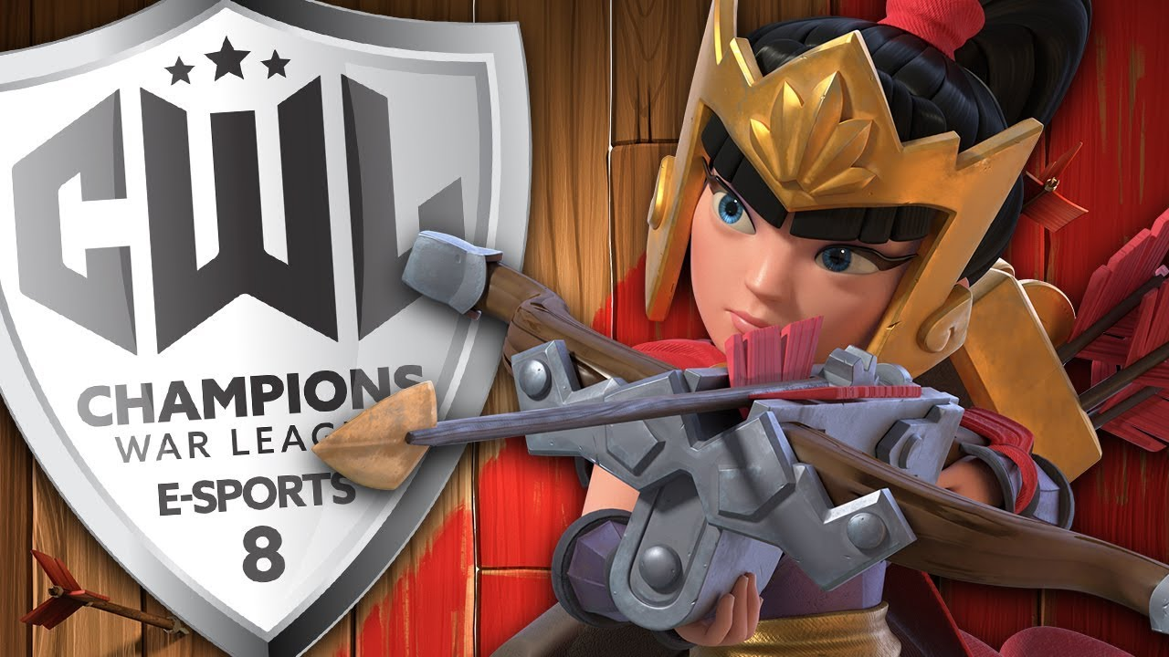 Champions War League –  ESPORTS by Time 2 Clash