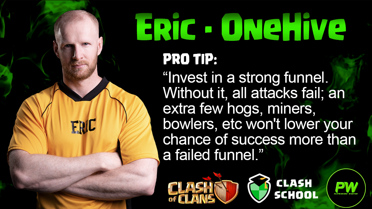 Clash of Clans Pro Tip of the Day by Eric – OneHive