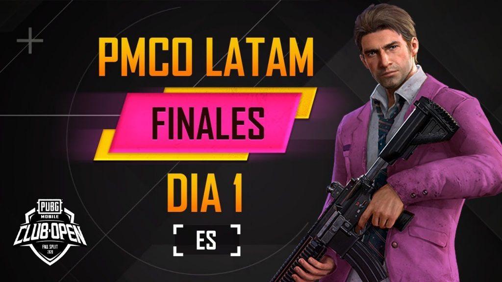 [ES] PMCO LATAM – FINALES – Día 1 by PUBG MOBILE Esports