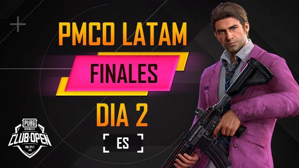 [ES] PMCO LATAM – FINALES – Día 2 by PUBG MOBILE Esports