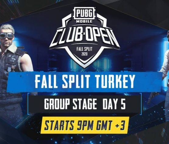 [TR] PMCO Turkey Group Stage Day 5 | Fall Split | PUBG MOBILE CLUB OPEN 2020 by PUBG MOBILE Esports