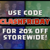 CLASHFRIDAY: 20% Discount: Black Friday Special!