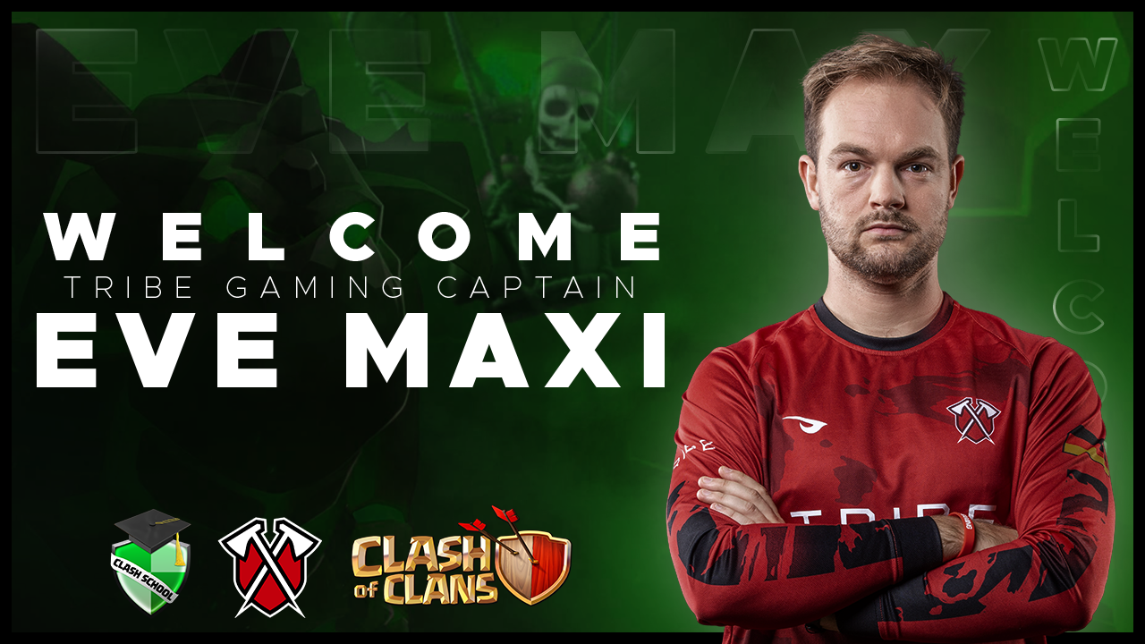 Get to Know Your New Clash Coach, eVe MAXI
