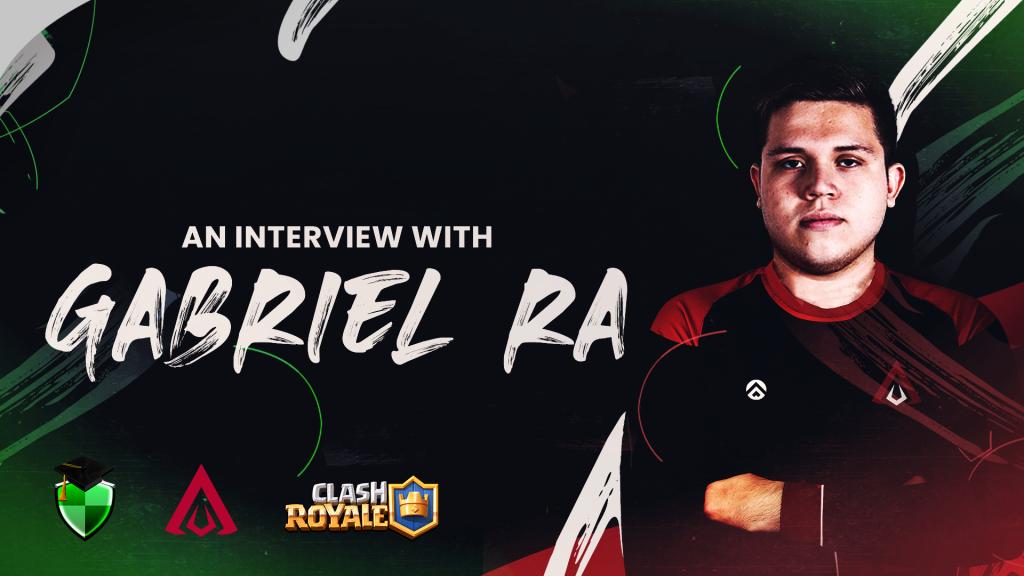 Clash Royale Coach Gabriel RA, New Clash School Coach