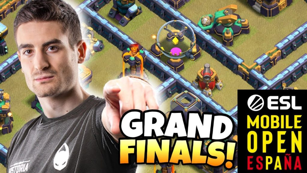 INSANE GRAND FINALS between Spain's BEST TEAMS! Clash of Clans eSports by Clash with Eric – OneHive
