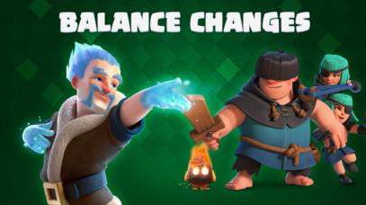 Summer Update Balance Changes