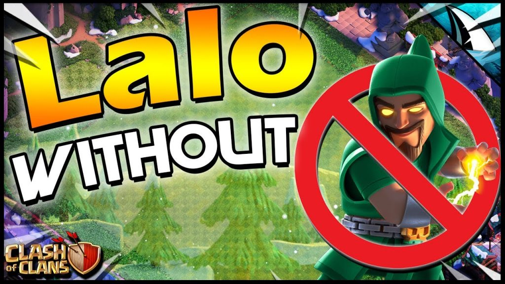 Best Way to Lalo without SUPER WIZARDS in Clash of Clans by CarbonFin Gaming