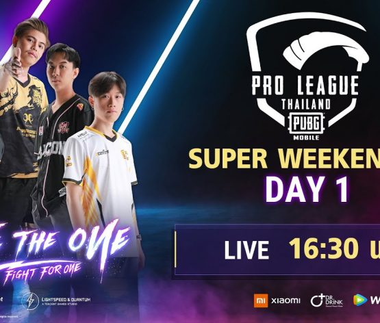 [TH] PMPL TH SEASON 3 | Super Weekend 1 Day 1 by PUBG MOBILE Esports