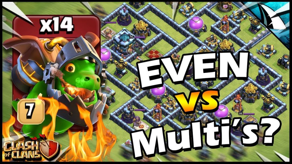 INFERNO DRAGON Attack is CRAZY! Is it Broken? by CarbonFin Gaming