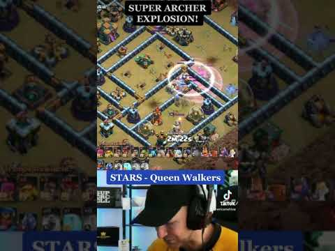 HE DID IT AGAIN?! Super Archer EXPLOSION! Clash of Clans by Clash with Eric – OneHive