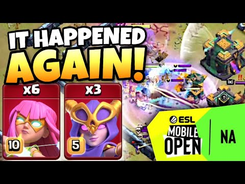 NEW STRATEGY BACKFIRED and was used AGAINST THEM in the ESL Mobile Open! | Clash of Clans by Clash with Eric – OneHive