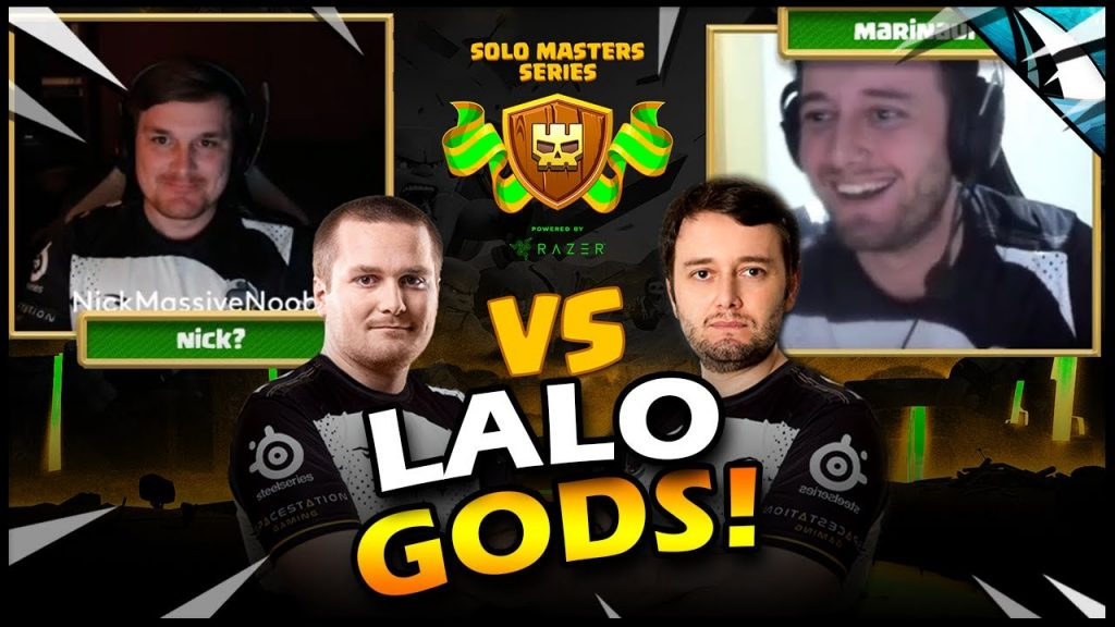 LALO GODS Battle! Did the impossible just happen?!? by CarbonFin Gaming