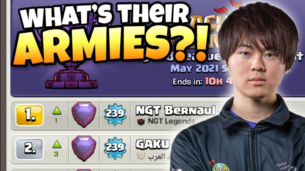 TOP 2 in the WORLD attack LIVE on final day in Legend League! Clash of Clans by Clash with Eric – OneHive