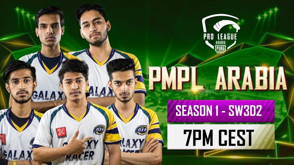 [EN] PMPL Arabia SW3D2 | Season 1 | PUBG MOBILE Pro League 2021 by PUBG MOBILE Esports