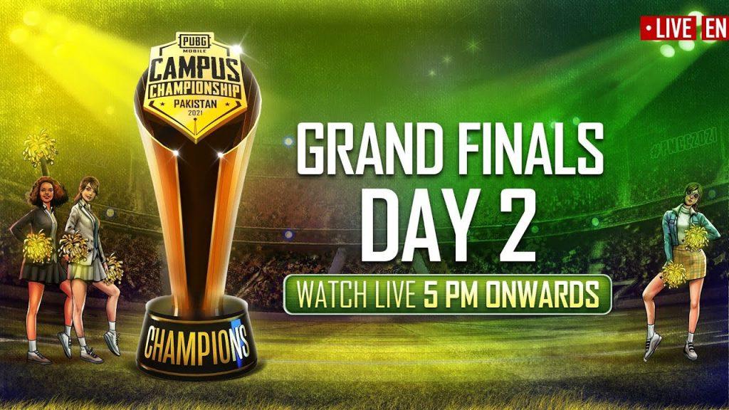 [EN] PMCC 2021 – Pakistan | Grand Finals – Day 2 | PUBG MOBILE CAMPUS CHAMPIONSHIP by PUBG MOBILE Esports