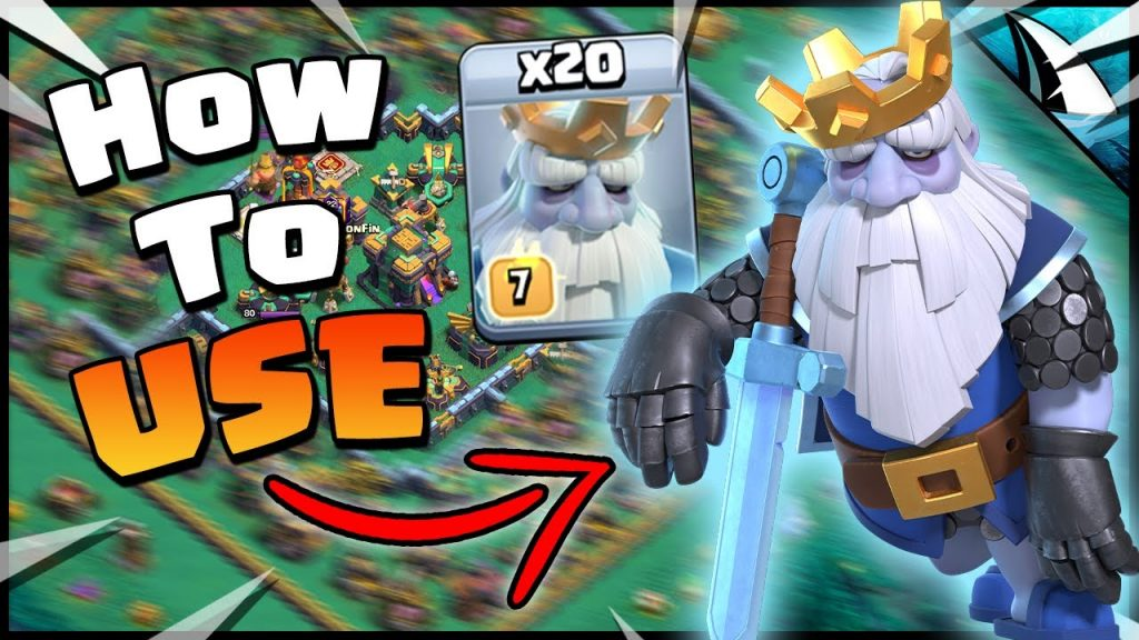 Learn HOW TO use Royal Ghosts in Clash of Clans! vs Ring Bases & Anti-3 Star Bases by CarbonFin Gaming